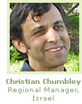 Christian Chumbley Regional Manager Photo